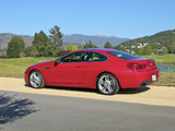 Pictures of BMW 650i Coupe M Sport Package US-spec (F13) 2011