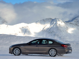 Pictures of BMW 640i xDrive Gran Coupe M Sport Package (F06) 2013
