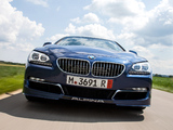 Pictures of 2015 Alpina B6 xDrive Gran Coupé US-spec (F06) 2014