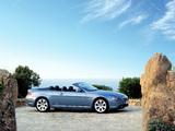 BMW 645Ci Cabrio (E64) 2004–07 wallpapers