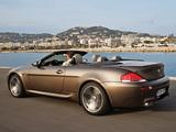BMW M6 Cabrio (E64) 2007–10 wallpapers