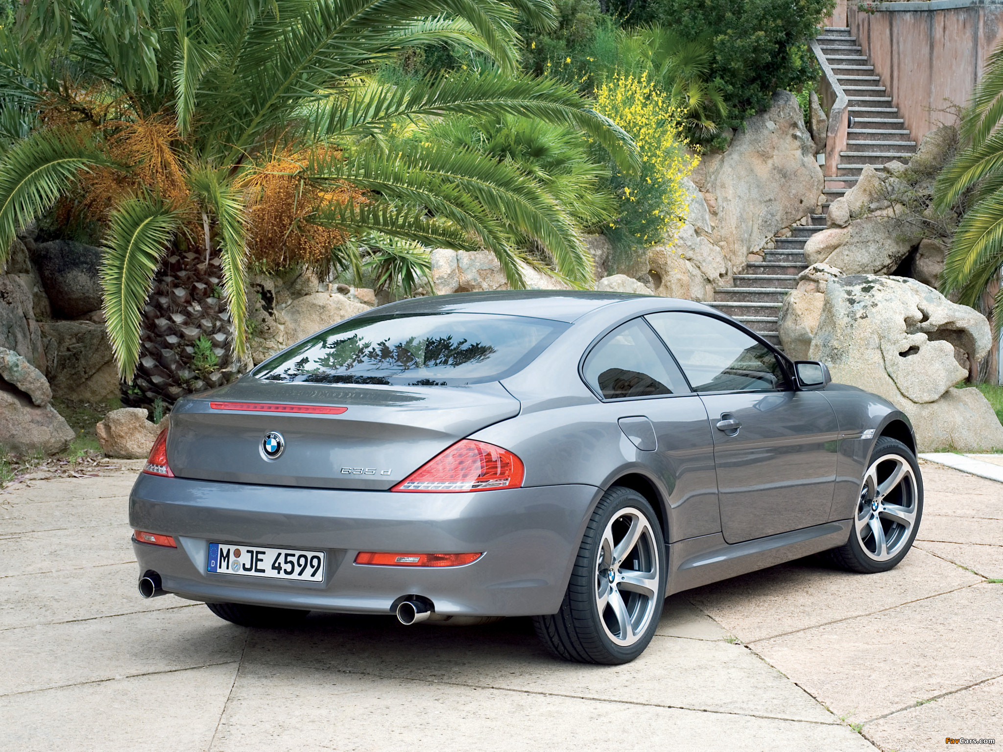 635d Coupe (E63) 2008–11 wallpapers