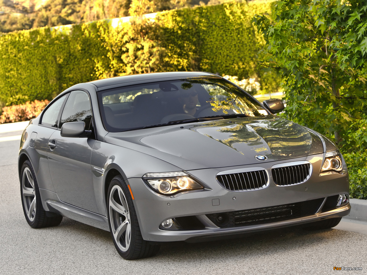 Bmw 650i Coupe >> BMW 650i Coupe US-spec (E63) 2008–11 wallpapers (1280x960)