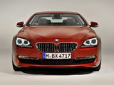 BMW 650i Coupe (F12) 2011 wallpapers