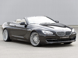 Hamann BMW 6 Series Cabrio (F12) 2011 wallpapers
