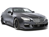 Hamann BMW 6 Series Coupe M Sport Package (F13) 2012 wallpapers