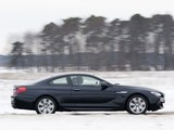 BMW 640d xDrive Coupe M Sport Package (F13) 2012 wallpapers