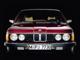 BMW 728i (E23) 1979–86 pictures