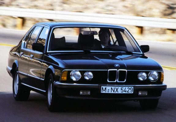 BMW 745i (E23) 1980–86 wallpapers
