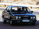 BMW 745i (E23) 1980–86 wallpapers