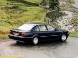 BMW 750iL UK-spec (E38) 1994–98 images