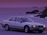 BMW 7 Series (E38) 1994–98 photos