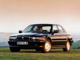 BMW 728i UK-spec (E38) 1994–98 photos
