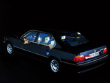 BMW 740iL (E38) 1998–2001 photos