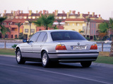 BMW 730d (E38) 1998–2001 photos