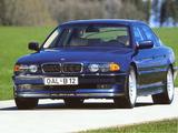 Alpina B12 6.0 (E38) 1999–2001 images