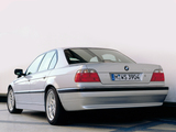 BMW 740d (E38) 1999–2001 pictures