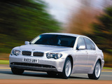 BMW 730d UK-spec (E65) 2002–05 images