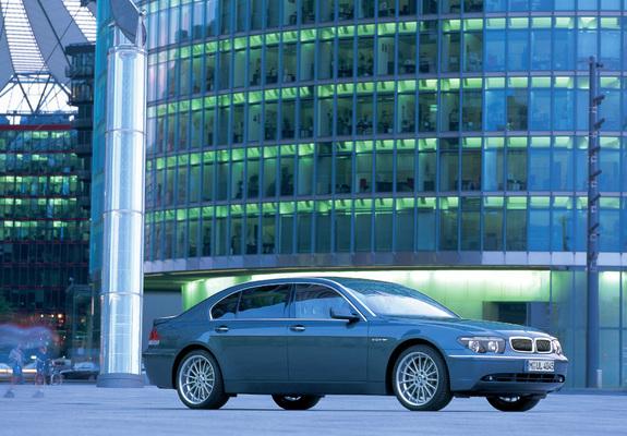 BMW 760Li (E66) 2003–05 images