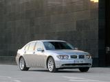 BMW 730i (E65) 2003–05 images