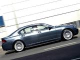 BMW 760i ZA-spec (E65) 2005–08 photos