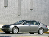 BMW 750Li (E66) 2005–08 photos