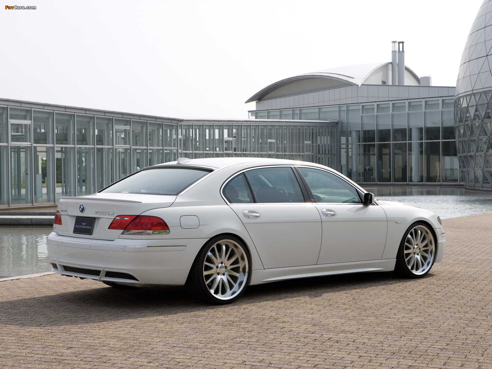 WALD BMW 750Li E66 2005 08 Photos