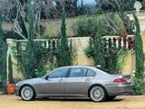 BMW 760Li (E66) 2005–08 photos