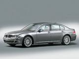 BMW 750Li (E66) 2005–08 pictures