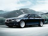 BMW 760Li (E66) 2005–08 pictures