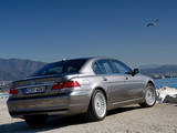 BMW 750Li (E66) 2005–08 wallpapers