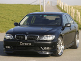 G-Power BMW G7 5.2 K (E65) 2006–08 wallpapers