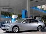 BMW Hydrogen 7 2007–08 pictures