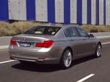 BMW 750i AU-spec (F01) 2008–12 photos