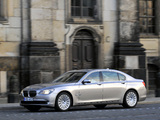 BMW 750Li (F02) 2008 photos