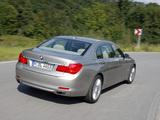 BMW 750Li (F02) 2008 pictures