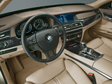 BMW 750Li (F02) 2008 wallpapers