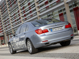 BMW ActiveHybrid 7 (F04) 2009–12 images