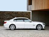 BMW 760Li (F02) 2009–12 images