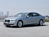 BMW ActiveHybrid 7 (F04) 2009–12 photos