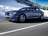 Alpina B7 Bi-Turbo Allrad (F01) 2010–12 pictures