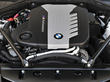 BMW 750d xDrive (F01) 2012 images