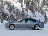 BMW 740d xDrive (F01) 2012 images