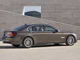 BMW 750Li (F02) 2012 photos