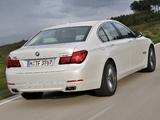 BMW 750d xDrive (F01) 2012 photos