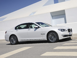 BMW 750d xDrive (F01) 2012 pictures
