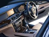 BMW 750i ZA-spec (F01) 2012 pictures