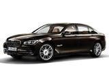 BMW 760Li Individual (F02) 2013 images