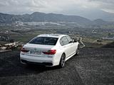 BMW 750Li xDrive M Sport (G12) 2015 pictures