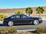 BMW M760Li xDrive V12 Excellence Worldwide (G12) 2016 pictures